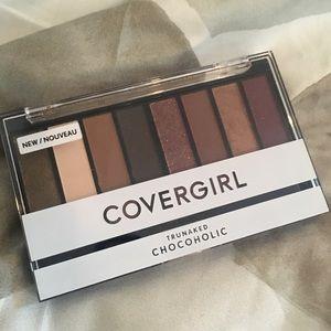 NEW* CoverGirl Eyeshadow Palette